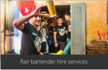 flairtender hire