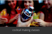 cocktail making classes for hen parties